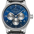 【NEW】PARNIS パーニス クォーツ 腕時計 メンズ [PA6062B-S7AL-BLsvBK] 並行輸入品 メーカー保証 10P01Oct16
