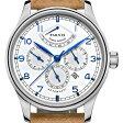 【NEW】PARNIS パーニス クォーツ 腕時計 メンズ [PA6062B-S7AL-WHblBR] 並行輸入品 メーカー保証【10P03Dec16】