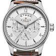 【NEW】PARNIS パーニス クォーツ 腕時計 メンズ [PA6062RL-S6AL-WHstBR] 並行輸入品 メーカー保証 10P01Oct16