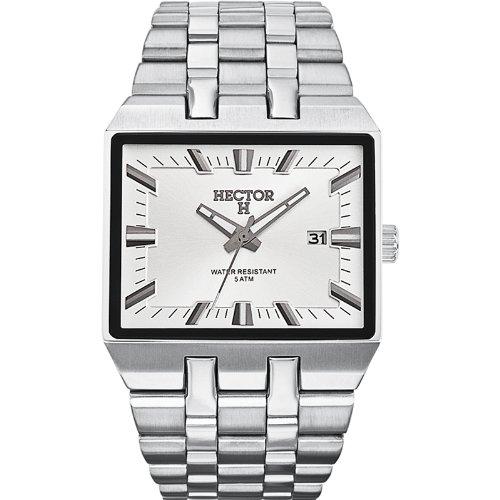HECTORH ヘクター クォーツ 腕時計 メンズ ウォッチ [667077] 並行輸入品 メーカー保証24ヵ月 純正ケース付き メンズウォッチ ファイヤーマン 多機能 腕時計