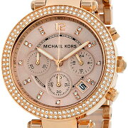 【残り1点】Michael Kors マイケルコース クォーツ 腕時計 米国 ファッションデザイナーズ [MK5896] 並行輸入品 純正ケース メーカー保証