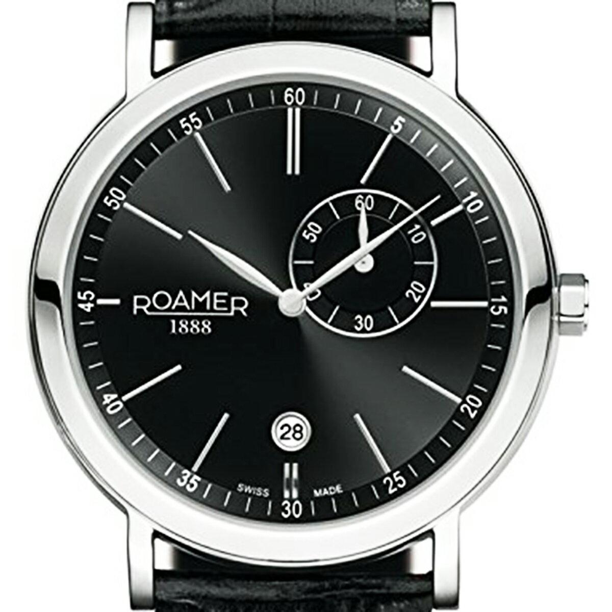 ROAMER ローマー クォーツ 腕時計 メンズ [934950-SL3] 並行輸入品 純正ケース付き 24ヵ月メーカー国際保証 メンズウォッチ 高級 ブランド 腕時計