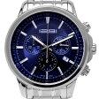 1291 Watches スイス製 腕時計 メンズ 1291 Classico Chrono (Blue) クロノグラフ [1291CBL] 並行輸入品 メーカー国際保証24ヵ月 純正ケース付き