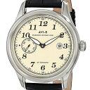 AVI-8 アヴィエイト 自動巻き(手巻き機能あり) 腕時計 [AV-4017-02] 並行輸入品 純正ケース メーカー保証 24ヶ月 取扱説明書(日本語表記なし)