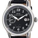 AVI-8 アヴィエイト 自動巻き(手巻き機能あり) 腕時計 [AV-4017-03] 並行輸入品 純正ケース メーカー保証 24ヶ月 取扱説明書(日本語表記なし)