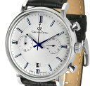 Carl von Zeyten カール・フォン・ツォイテン 電池式クォーツ 腕時計 [CVZ0037WH] 正規代理店品 デイト クロノグラフ