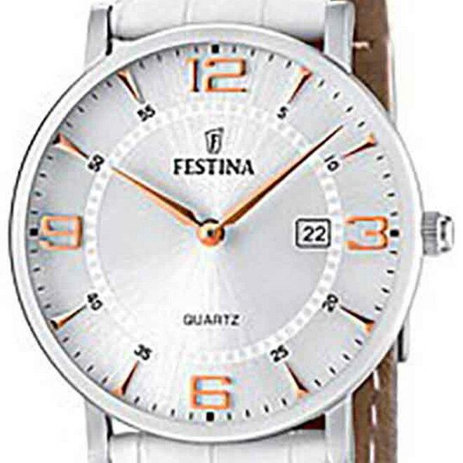 FESTINA フェスティナ Classic クラシックシリーズ 女性用 F16477/4 [F16477-4] 並行輸入品 腕時計/防水機能 防水時計