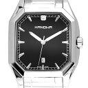 【残り1点】HANOWA ハノワ クォーツ 腕時計 スイス シンプル ファッション [16-5025.04.007] 並行輸入品 純正ケース メーカー保証