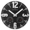 Oliver Hemming オリバーヘミング 壁掛け時計 インテリア [W300DG65B] 北欧 正規品