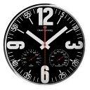 Oliver Hemming オリバーヘミング 壁掛け時計 インテリア [W300S65B] 北欧 正規品