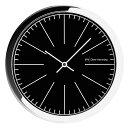Oliver Hemming オリバーヘミング 壁掛け時計 インテリア 北欧 Duplex デュープレックス 300mm [W303S76B] 正規品