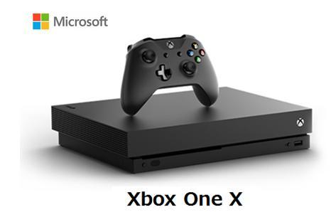 マイクロソフト Xbox One Xmicrosoft ゲーム機 単体 新品
