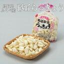 洗い 砂丘らっきょう 鳥取県産 JA鳥取いなば 福部産 秀品 Sサイズ 約2kg 送料無料
