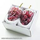 ぶどう クイーンニーナ 青秀 約600g×2房 岡山県産 JAおかやま 葡萄 ブドウ