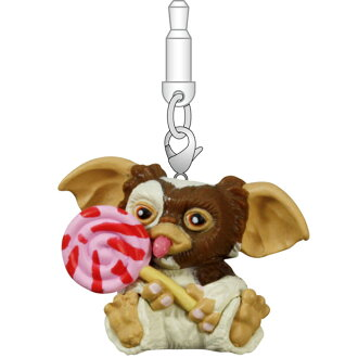 [Gremlins] swing earphone jack mascot / Gizmo candy cane