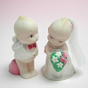 [Rose O'Neill Kewpie] Kissing Kewpie