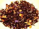 チェリー&キャラメル紅茶ハーブがミックスされ見た目にも華やか紅茶 チェリー・スノーフラワー 50g FOP