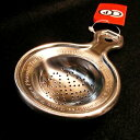 Spoon type tea strainer sepia tea trainer (tea strainer)