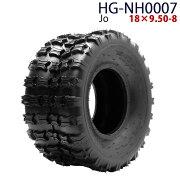 四輪バギー ATV タイヤのみだけ 8インチ 18×9.50-8 HG-NH0007 ハイガー産業 Jo 0113flash 16 +