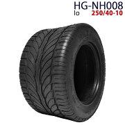 四輪バギー ATV タイヤのみだけ 10インチ 250/40-10 HG-NH008 ハイガー産業 Io 0113flash 16 +