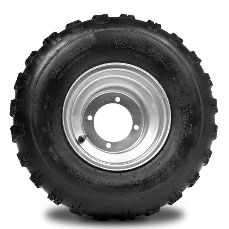 四輪バギー ATV ホイール付タイヤ 8インチ...の紹介画像3