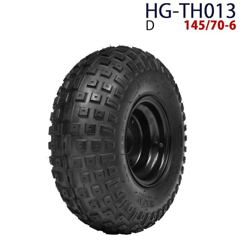 四輪バギー ATV ホイール付タイヤ 6インチ ...の商品画像