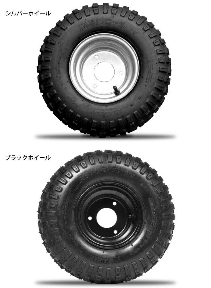 四輪バギー ATV ホイール付タイヤ 6インチ...の紹介画像3