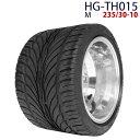 四輪バギー ATV ホイール付タイヤ 10インチ 235/30-10 HG-TH015 ハイガー産業 M 0113_flash 16