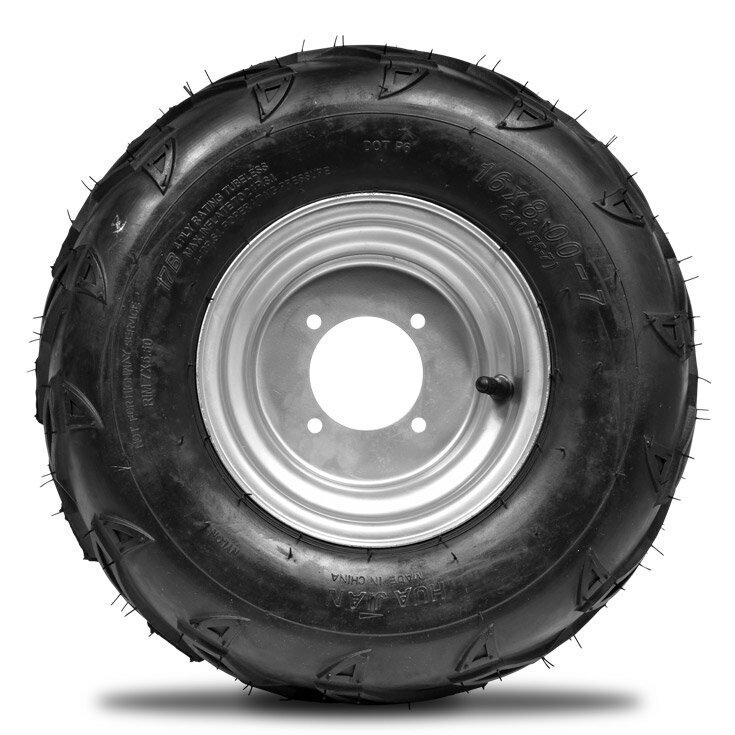 四輪バギー ATV ホイール付タイヤ 7インチ...の紹介画像3