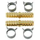 リビラック(ブライト):13Aペアホース用竹の子セット  型式:ST2S