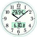 ショッピング掛け時計 カシオ計算機_カシオ 電波掛け時計 直径350mm ITM-660NJ-8JF 型式_ITM-660NJ-8JF