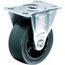 ハンマー 固定式ゴム車輪 38mm 420R-R38-BAR01 ( 420RR38BAR01 ) ハンマーキャスター(株)