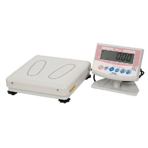 大和製衡YAMATOデジタル体重計DP-7101PWセパレート型検定付ひょう量150kg 【smtb-k】【ky】