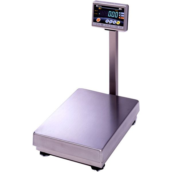 イシダISHIDA防水型デジタル台はかりIWX-150ひょう量150kg(検定付)