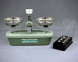 村上衡器MURAKAMI普通型上皿天びん分銅付MS-50ひょう量50g感量50mg