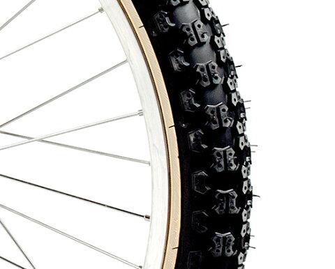 OLD SCHOOL BMXにおすすめのスキンサイドタイヤ、KENDA(ケンダ)のK50 COMP III TYPE(K50コンプ3タイプ)