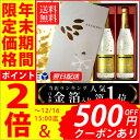 \ お歳暮 送料無料 ギフト & 500円OFFクーポン & ポイント2倍 / 日本酒 金箔入り