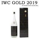 お歳暮 ギフト 送料無料 IWC GOLD 2019 大吟醸立山 720ml 立山酒造 富山県