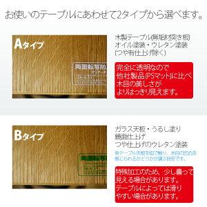 l[送料無料]両面非転写テーブルマット(75x120cm)定型サイズ厚さ2mm,非密着性テーブルクロス透明(クリア)のビニールマット(ビニールクロス/デスクマット/テーブルカバー/クリアーマット/)テーブル保護(傷防止)