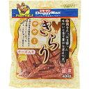 ドギーマンハヤシ(株)食品営業部 きらりササミチーズ入り 400g 犬用品 スナック ドックフード {SK}