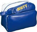 ショッピング野球 ZETT(ゼット) 野球 バッグ・ケース セカンドバッグ ショルダータイプ 【Bブルー/ホワイト】 BA596