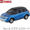 TOMICA(トミカ) No.14 スズキ エスクード タカラトミー #