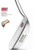 送料無料!ウィルソンスタッフ【Wiison Staff】ゴルフクラブ パター8802パターウィルソン100周年、復刻モデル!の画像
