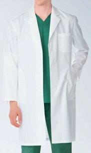 ナガイレーベン シングル ショート ドクター ホワイト
