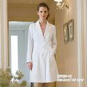 LW102 モンブラン LAURA ASHLEY ローラ アシュレイ レディスドクターコート 長袖(診察衣 レディース 女性用 白衣 montblanc 白衣ネット ローラアシュレイ)