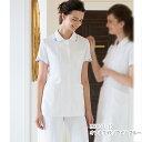 LW803 モンブラン(MONTBLANC) LAURA ASHLEY ナースジャケット 女性用 女子 レディース(医療用白衣 看護師用 ナース服 白衣ネット) ローラアシュレイ