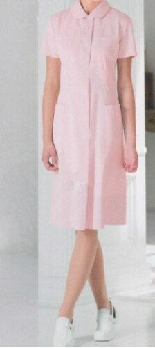 ATA1837 アツロウタヤマワンピース (送料無料 白衣 医療用白衣 看護師用 ナース 白 ホワイト ピンク ナガイレーベン 通販 楽天 白衣ネット) ナガイレーベン デザイナーズコレクション アツロウタヤマ