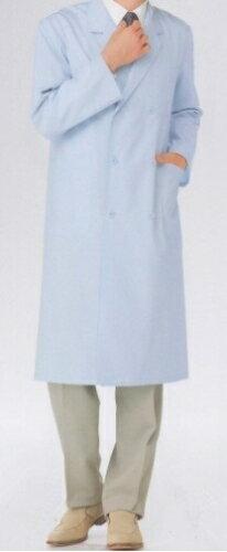 KEX5100 ナガイレーベン Naway KexStar男性用 白衣 ダブル診察衣 (白衣 医療用白衣 医師用 ドクター 男性 薬局・薬剤師 白 ホワイト ブルー 通販 楽天 白衣ネット)