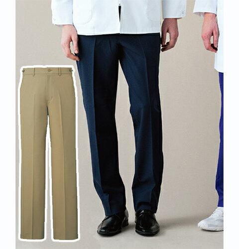MZ-0088 ミズノ ストレート パンツ 男性用 (mizuno 医療用 看護師用 医者 医師 ナース ネイビー ベージュ ストレッチ オフィス ストレートパンツ ナースウェア ナースウエア メンズ 小さい 大きい 通販 楽天 白衣ネット)