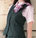 OA6010 ナガイレーベン 女性用 ベスト (制服 事務服 オフィス スーツ グレー ネイビー ナガイレーベン 通販 楽天 白衣ネット)